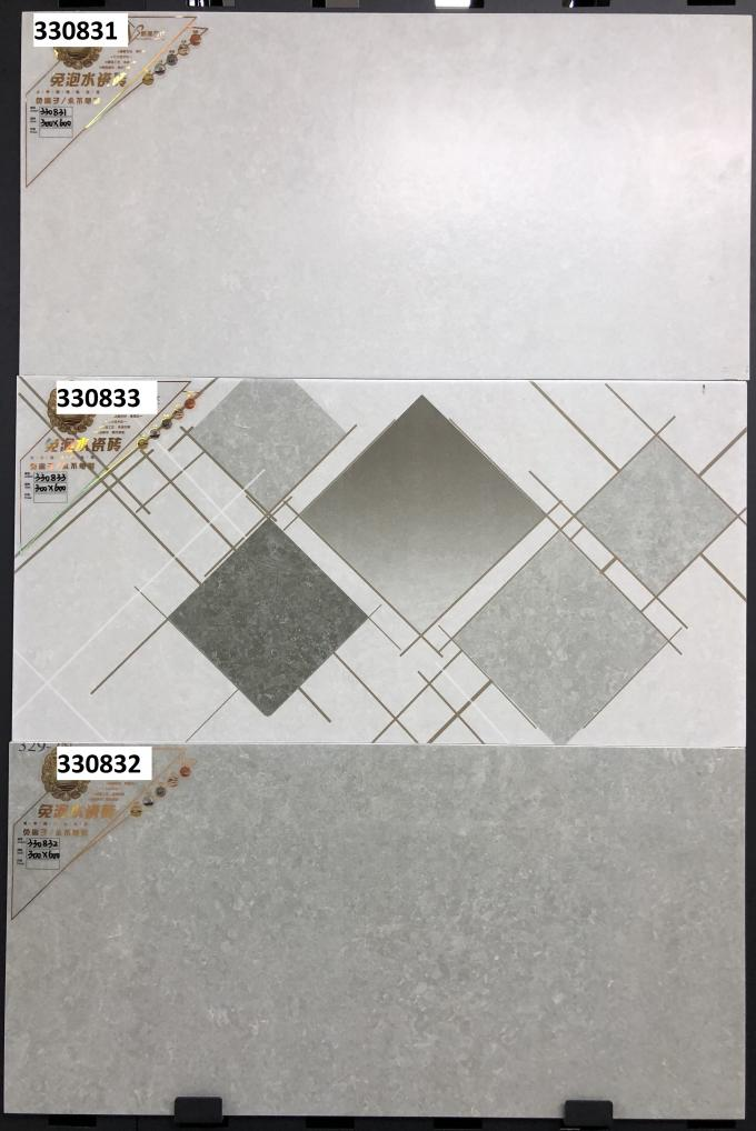 Gray Kitchen Ceramic Wall Tiles For Living Room Interior  Patterned Cute