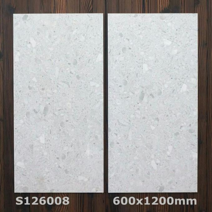 Cement Design New Fashion Floor Tiles 600x1200mm Inside Kitchen Floor Tile Matt Non - Slipery