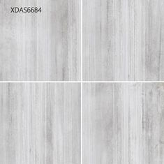 Good Quality Glazed Ceramic Tile & 600*600*10MM Gray Glazed Porcelain Tile For Kitchen Floor Corridor Floor  Cement Straight Line Pattern on sale