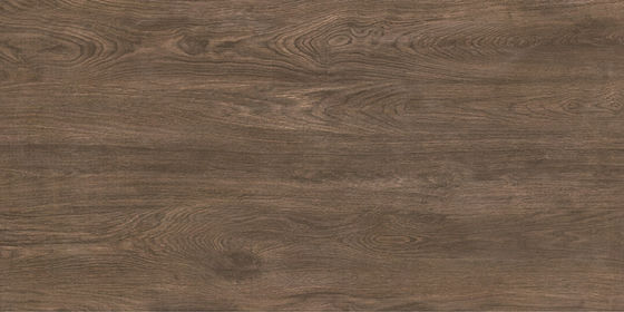 Good Quality Glazed Ceramic Tile & Matte Finish Brown Porcelain Floor Tile That Looks Like Wood  Rustic Waterproof on sale