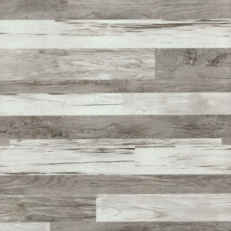 600*600MM Inside Ceramic Glazed Floor Tiles , Flat Wood Patttern Glaze Tiles For Bathroom