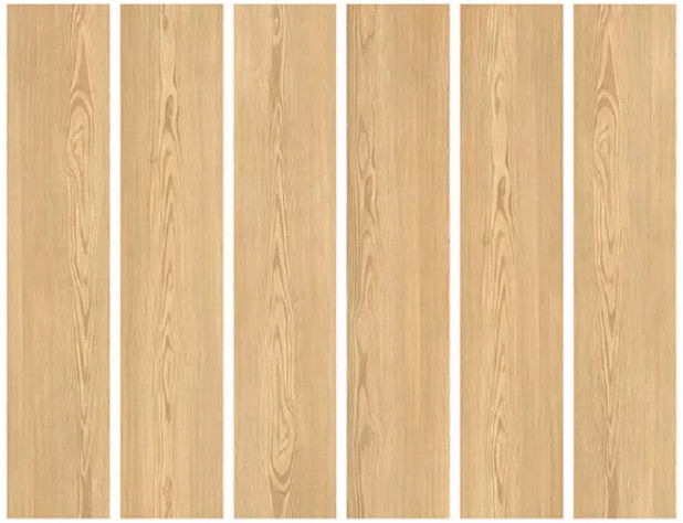 Professional Wood Effect Ceramic Tiles Matt Surface 200x1000MM Size