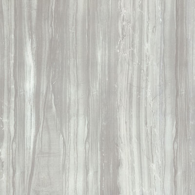 Gray Wood Effect 600x600 Ceramic Floor Tiles Bathroom  Glazed  High Gloss
