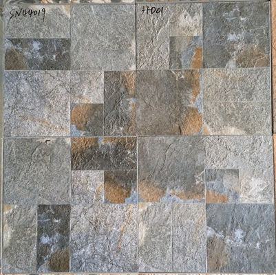 China Non Slip Matt  Rustic 400x400 Ceramic Floor Tiles Anti Corrosion Heat Resistant factory