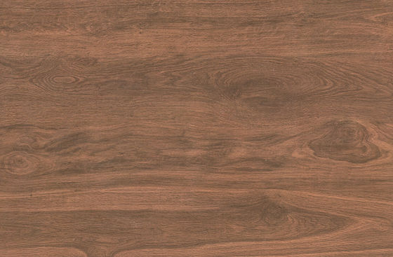 China 3D Inkjet Wide Plank Wood Look Porcelain Tile  Like Natural Color Solid  Flooring factory