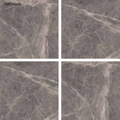 China Size 60x60 Rustic Glazed Porcelain Floor Tile Non - Slip With Flat Surface factory
