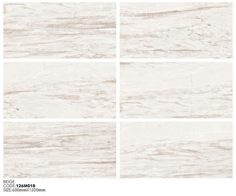 YELLOW MORDEN STYLE  MARBLE PORCELAIN TILE 600X1200MM